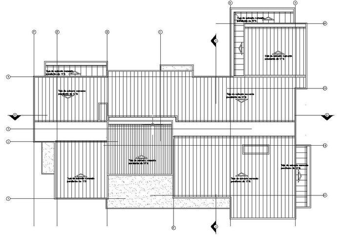 Resultado de imagen para planos de cubiertas