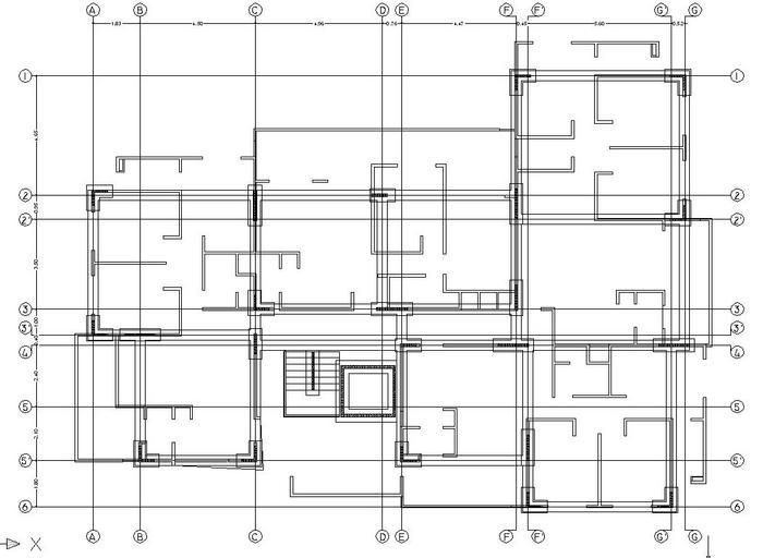 Dibujo digital 2d vision grafica for Planos tecnicos arquitectonicos